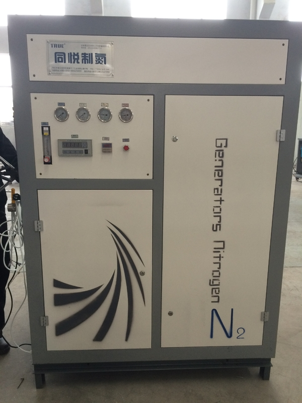 All In One Stainless Steel Portable Nitrogen Generators For Tires Box Type