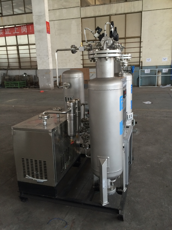 Laboratory Nitrogen Generator Medical Gas Replacement For Pharmaceutical Packaging