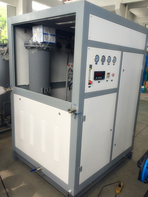 চীন 440V Small N2 Generation Plant , Carbon Steel High Purity Nitrogen Generator কারখানা