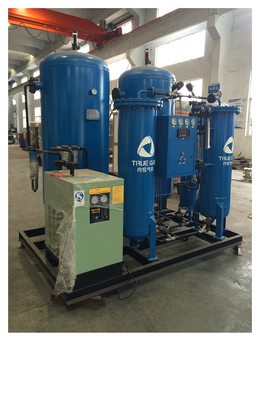 চীন Customized Industrial Gas Generators Plant PSA Nitrogen Generator For Tungsten Industry কারখানা