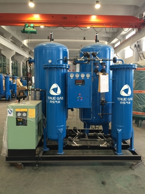 চীন Fully Automatic Industrial Nitrogen Gas Generation System High Purity 99.99% কারখানা